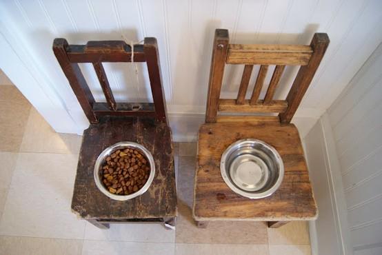 Декор старого стула своими руками
