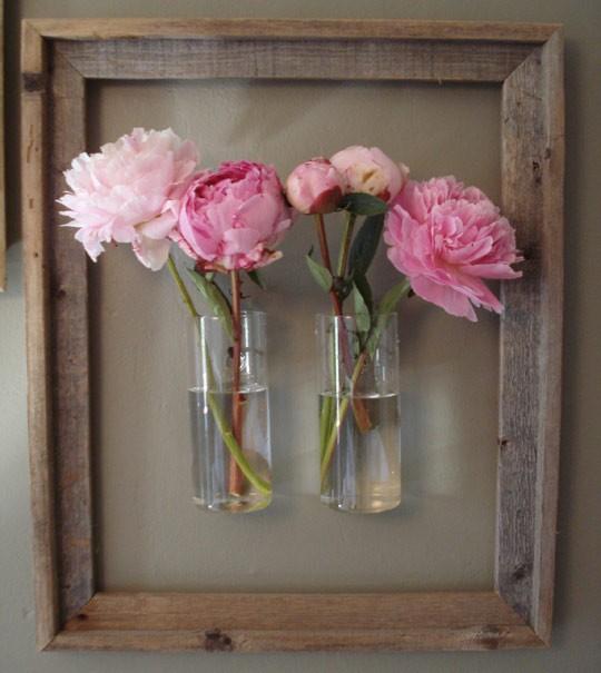 Цветок своими руками для интерьера