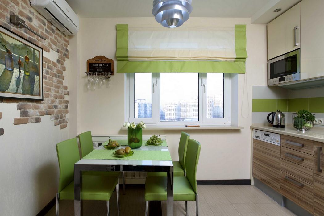 Декор интерьера кухни фото