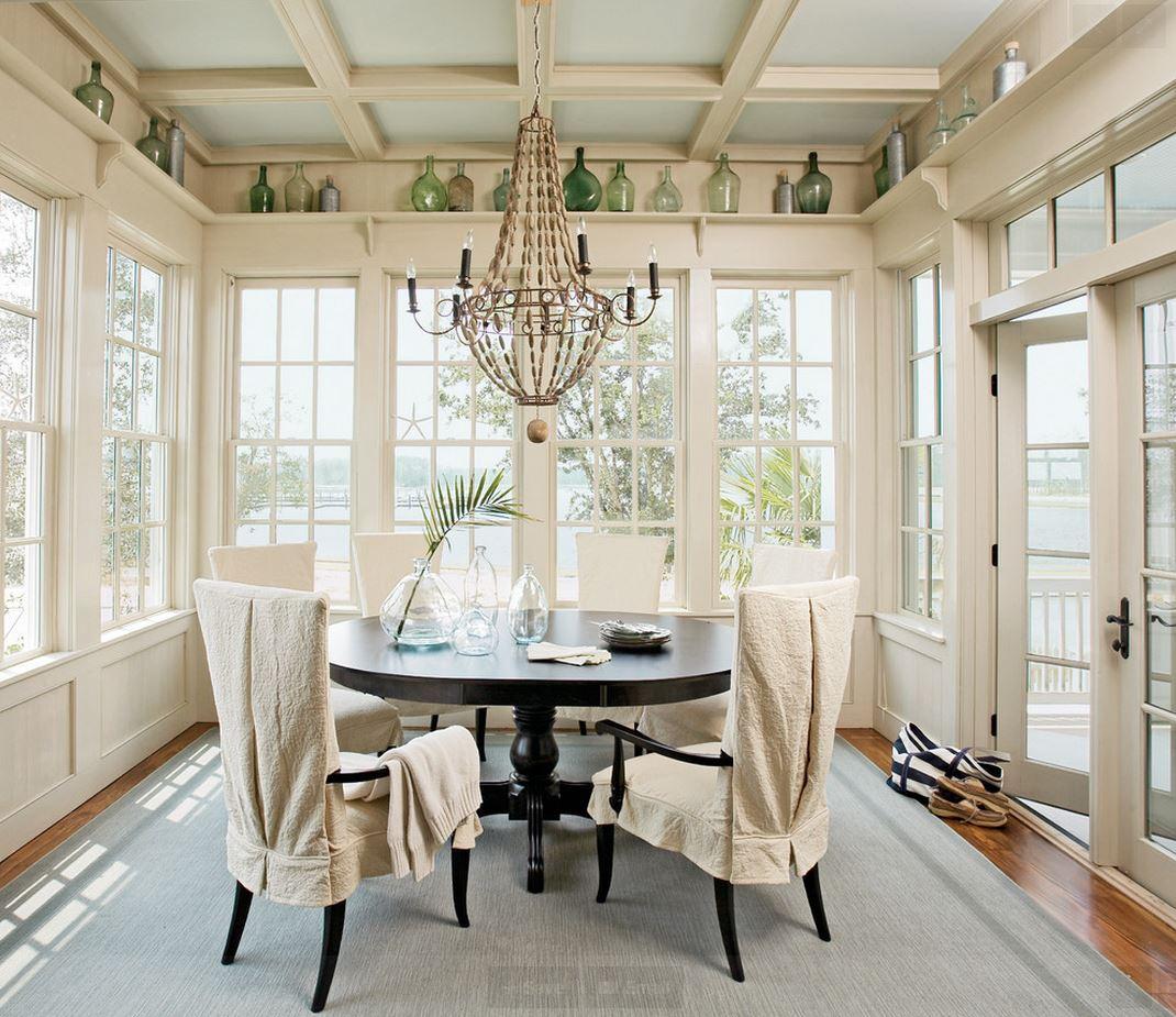 Французские окна фото в квартире