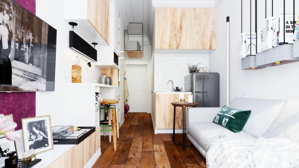 Квартира 12 кв м фото