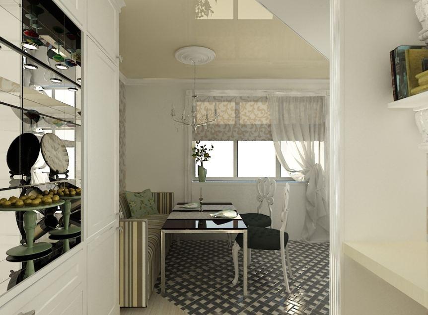 Дизайн интерьера квартиры 97 серии фото - интернет-журнал in.