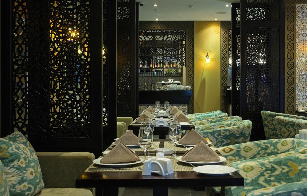 Узбекский ресторан фото