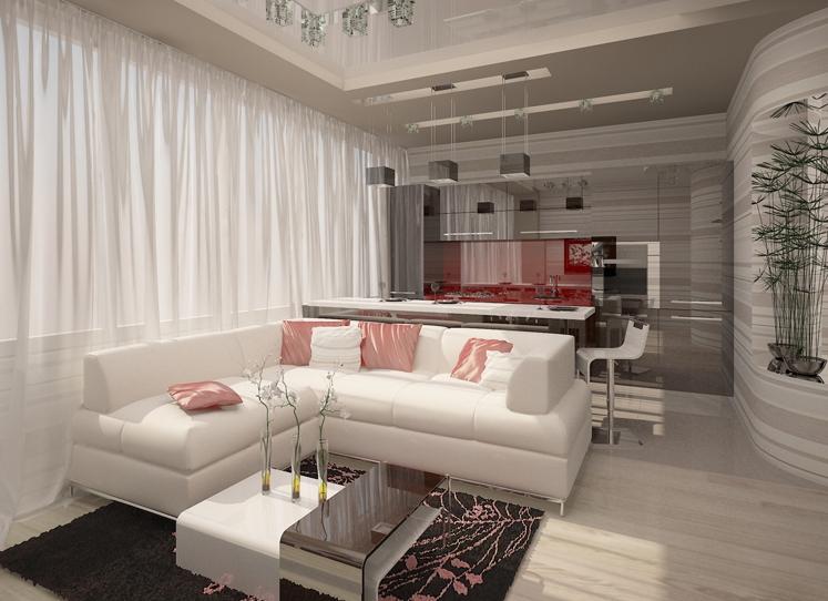 Дизайн современной кухни 7 кв.м фото