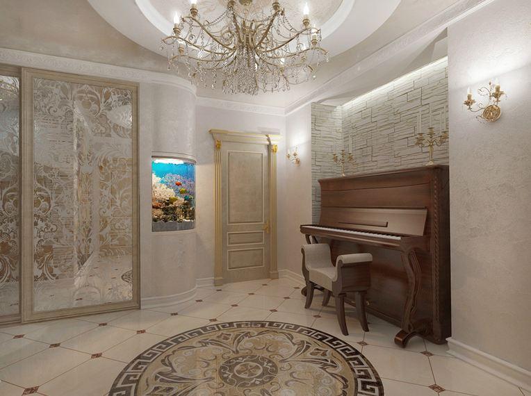 Interyer i dizayn kvartiri joy studio design gallery for Home dizayn pictures
