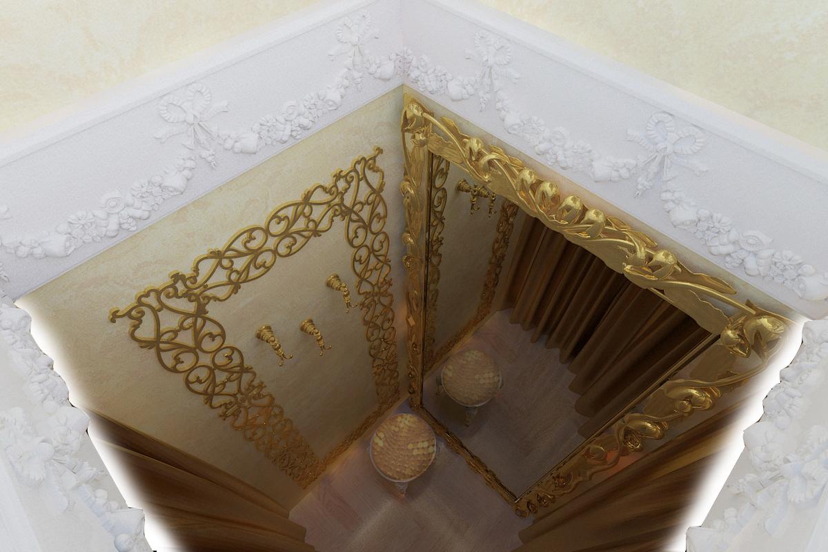Дизайн интерьера свадебного салона