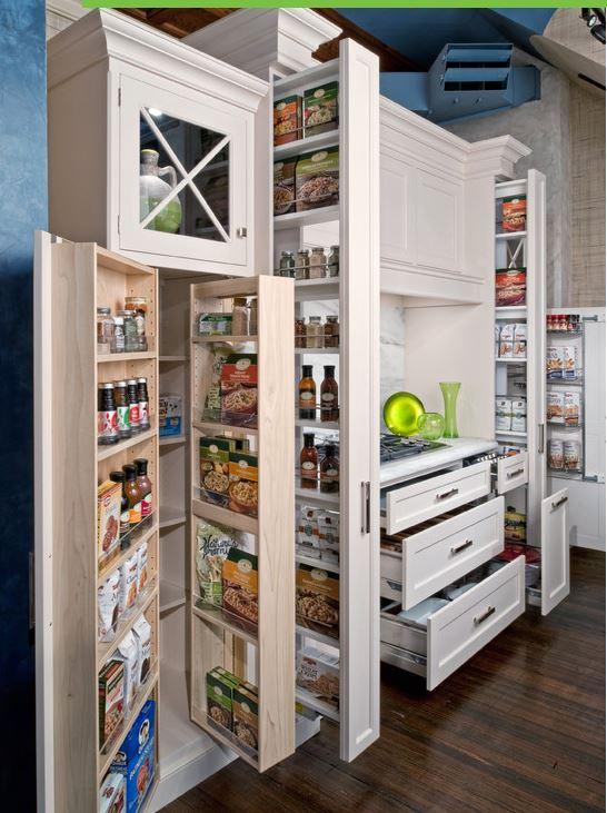 Шкаф для хранения продуктов питания
