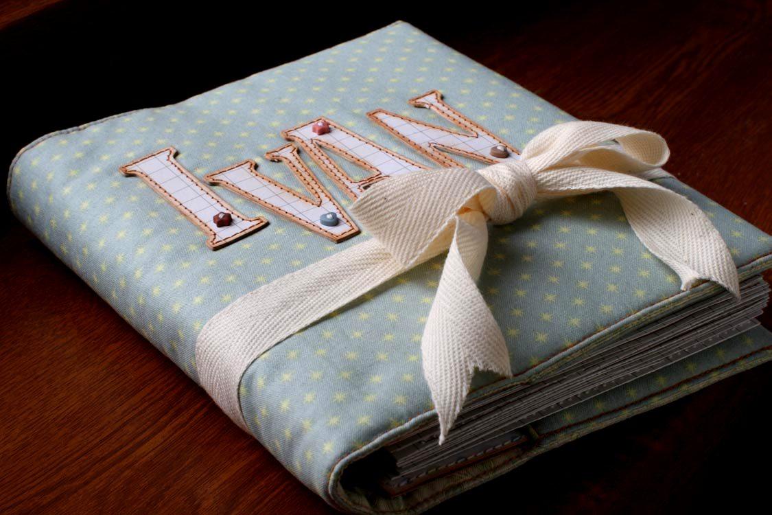 Мягкая обложка для книги своими руками