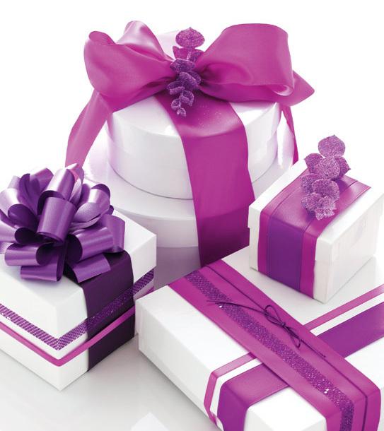 Фото подарок в упаковке