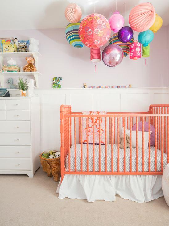 Поделки для детских кроваток 227
