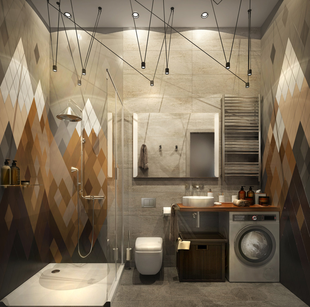 Дизайн квартиры 14 кв.м. фото