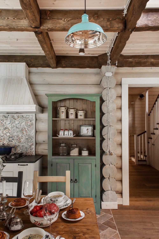 журнал интерьер деревянного дома