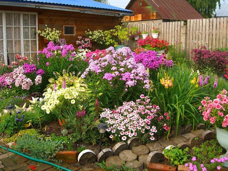 Все из дерева для сада и огорода