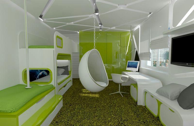 Детская комната 17 кв м дизайн фото