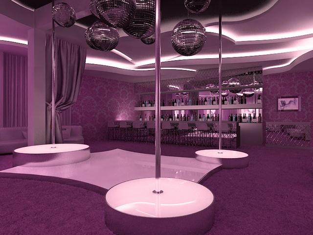 Интерьер дизайн ночных клубов