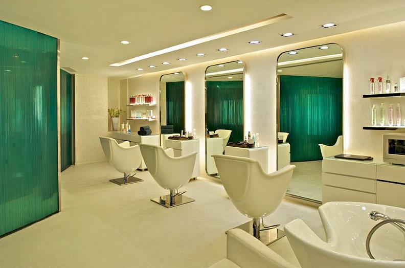 Дизайн парикмахерской эконом-класса