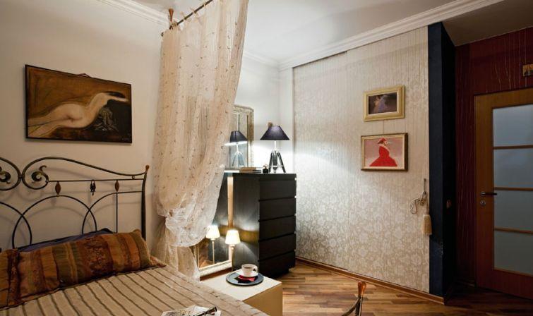 Фото ремонта квартиры сталинка