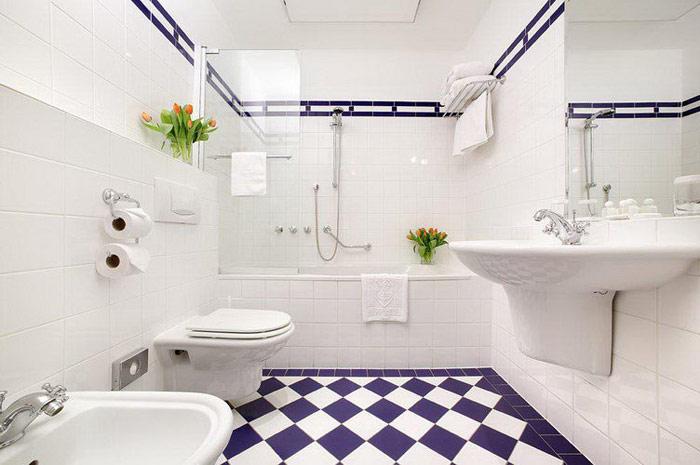 Дизайн ванная 5 метров