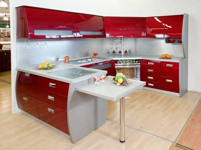Классика в дизайне кухни