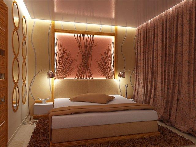 Дизайн комнаты 20 кв