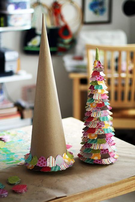 Елки своими руками на новый год 2016 для детей - Блог - PrizivOnline