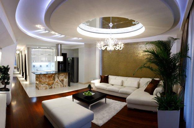 фото современных модульных диванов