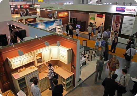 Выставки в москве по дизайну интерьера