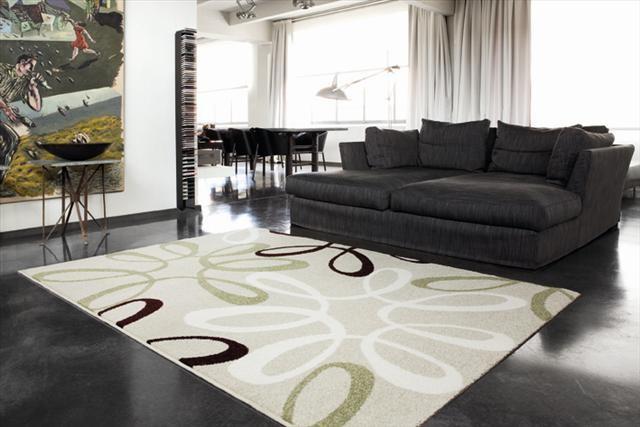 Напольные ковры в интерьере фото