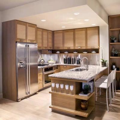 красивые кухни фото
