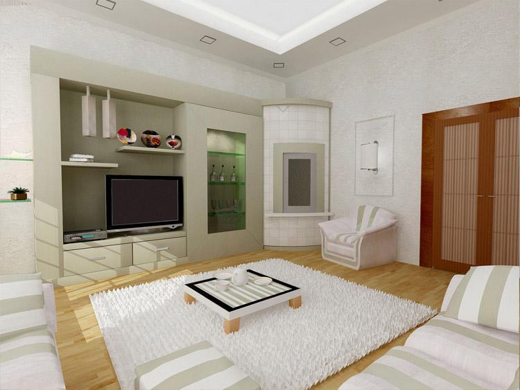 Фото дизайна небольших гостиных