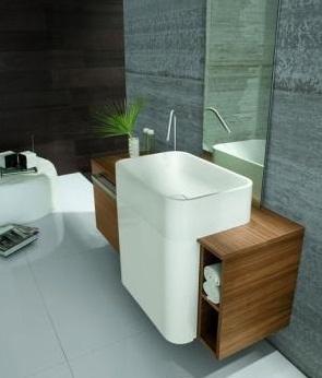 деревянные ванные комнаты