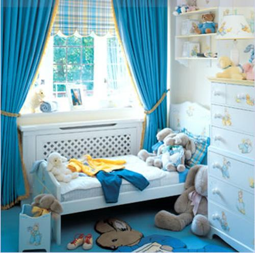 дизайн детской комнаты 8 кв