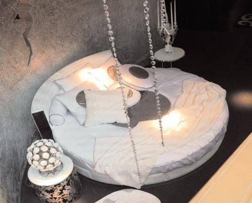 Круглые спальни