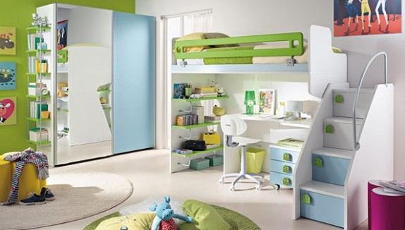 красивые детские комнаты фото обзор дизайна интернет журнал Inhomes