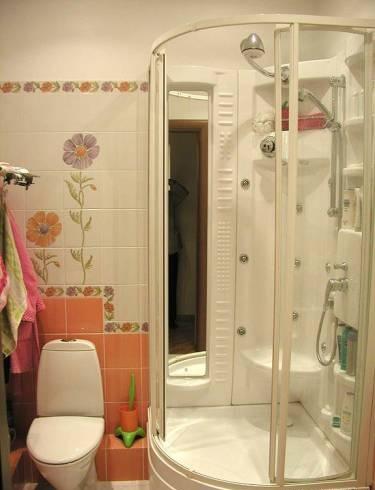 малогабаритные ванные комнаты