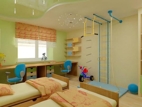 Как сделать детскую комнату лучше