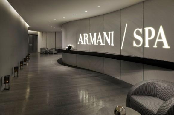 отель Armani Dubai , фото