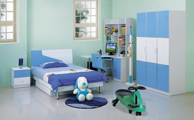 Дизайн мебели для мальчика