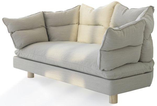 мягкий диван . фото