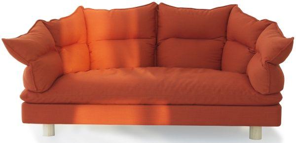 оригинальный мягкий диван, фото