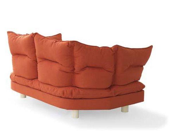 комфортный мягкий диван, фото