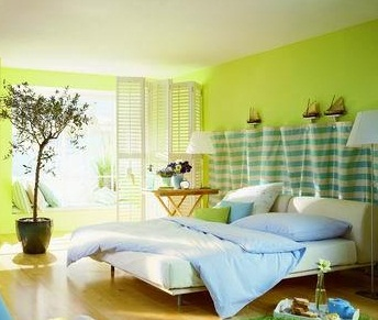 интерьеры маленьких спален