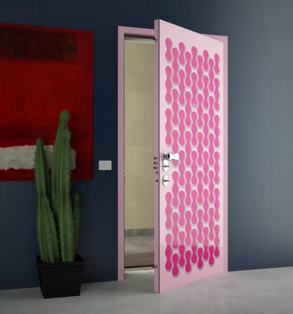 оригинальные межкомнатные двери
