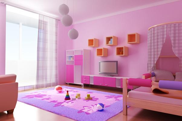 Картинки для девочек яркие цвета: