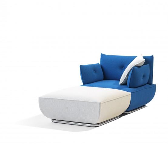 модульный диван, фото