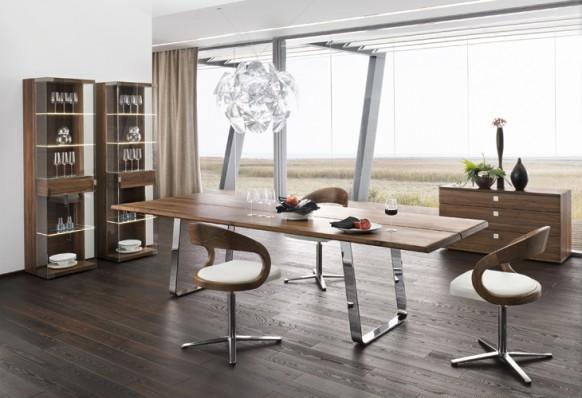 Дизайн маленьких столовых