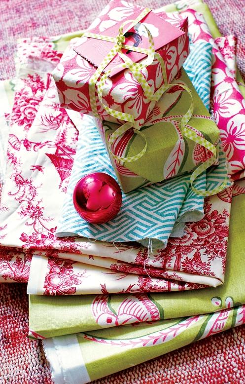 Веселые рождественские украшения