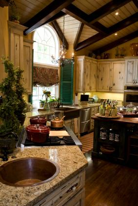 как сделать уютнее кухню