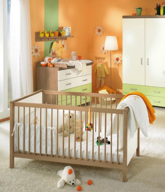 фото, идеи интерьера детских комнат