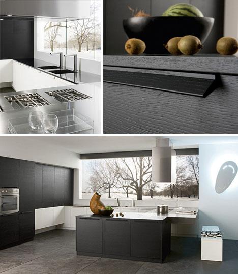 Кухня в стиле модерн, фото